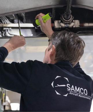 SAMCO Base maintenance